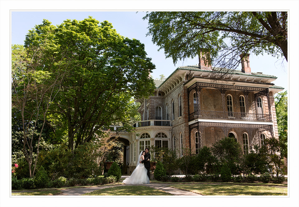 Annesdale Mansion Memphis Wedding Venue The Kenneys