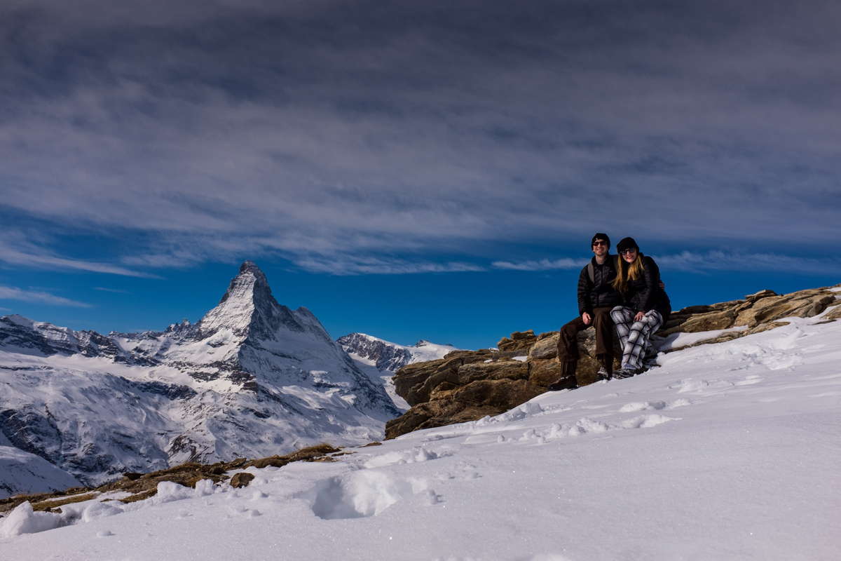 The Kenneys Travel: Zermatt, Switzerland