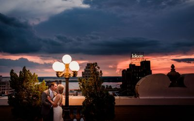 Jessica & Traynor : A Spring Wedding at the Peabody Hotel in Downtown Memphis