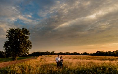 Chandler & Frank : A Sunset Forever Session at Shelby Farms