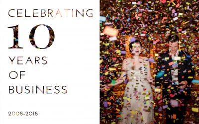 Happy 10 Year Anniversary To Us!!!