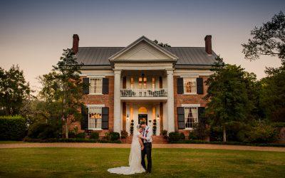 Chandler & Frank's Memphis Wedding at Cedar Hall