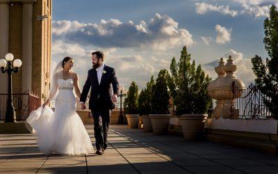 Elizabeth and Robert- a Peabody Hotel and Balinese Ballroom Wedding