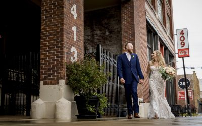 Blake and Rachel : A Downtown Memphis Wedding