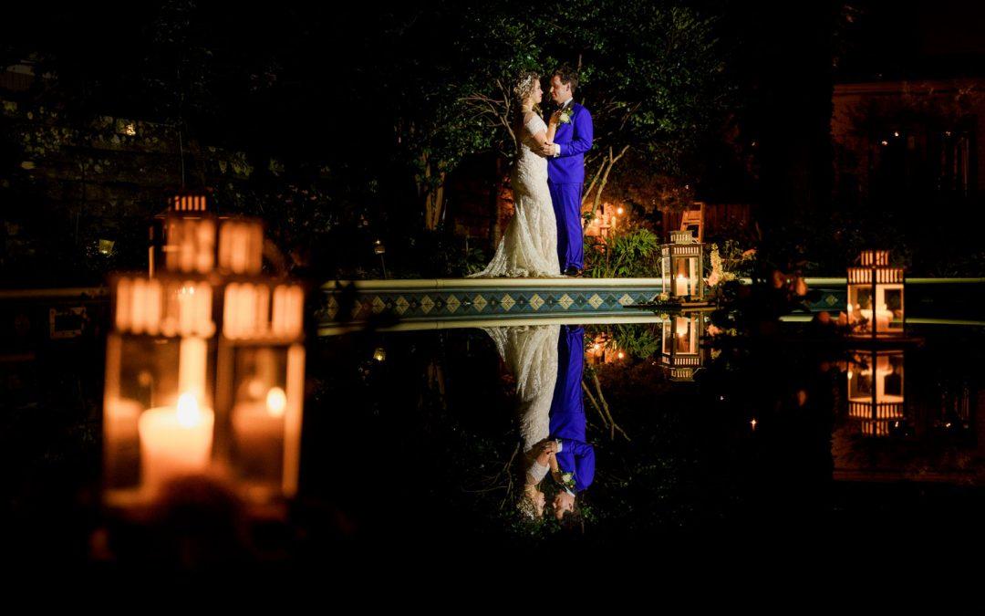 SJ and Brian : A Beautiful Backyard Wedding