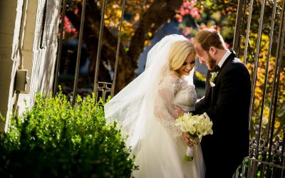 Gina and Will : A St. Peter's Catholic Church and Annesdale Mansion Wedding