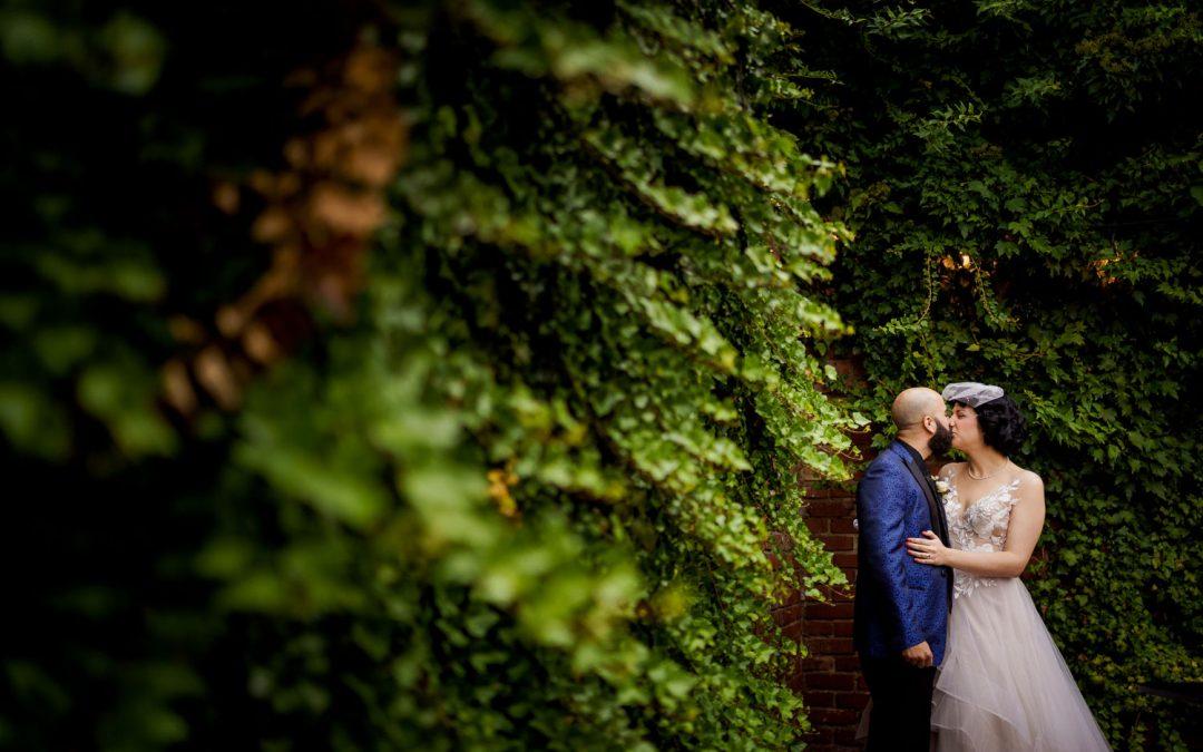 Aaron and Abby : A Timeless Midtown Memphis Wedding