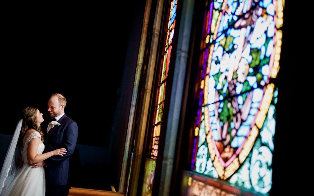 Macy and Matt : An Intimate Oxford, MS Wedding