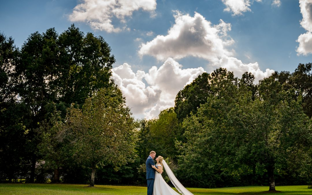 Lauren and Chad : An Intimate Catholic Wedding by Philip and Savannah