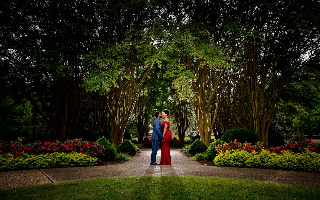 DENA + MARCUS ENGAGEMENT  – By Amy Dale