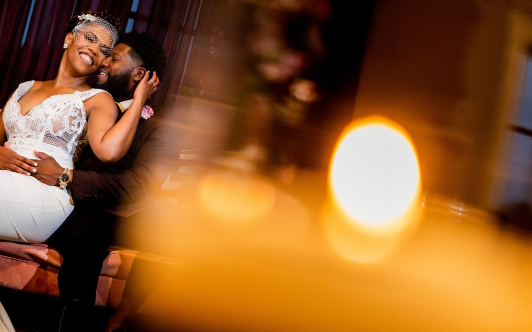 Dena and Marcus : A Southwind Country Club Surprise Wedding By Amy