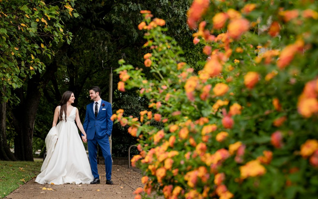 Meredith and Evan : A Central Gardens Backyard Wedding by Amy Dale